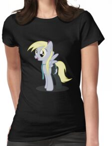 Derpy Hooves - Hatsune Miku Cosplay Womens Fitted T-Shirt