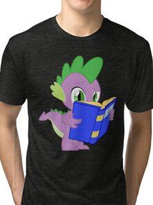Spike The Dragon Tri-blend T-Shirt