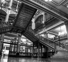 Palacio de Correos de Mexico (Postal Palace of Mexico City)  by ThisMoment