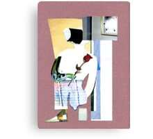 don't get your knickers in a twist Canvas Print