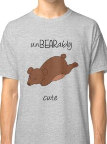 unBEARably cute ^.^ [Apparel] Classic T-Shirt