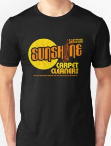 Sunshine Carpet Cleaners Seinfeld Cult Unisex T-Shirt