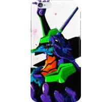 Eva - 01 iPhone Case/Skin