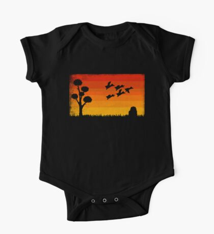 Duck Hunting One Piece - Short Sleeve