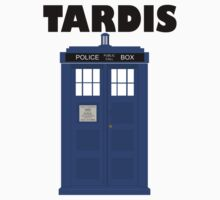 TARDIS (better as a sticker) by schembri211
