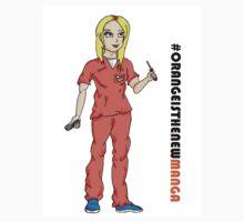 Orange is the new Manga - Piper Chapman by SharonaBarnes