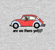 Are we there yet(i)? Unisex T-Shirt