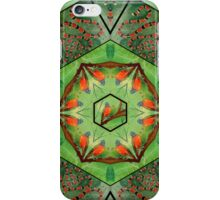 Florida Painted Buntings iPhone Case/Skin