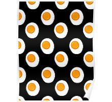 Fried Eggs Poster