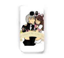Persona 4 - We'll Dance All Over You Samsung Galaxy Case/Skin