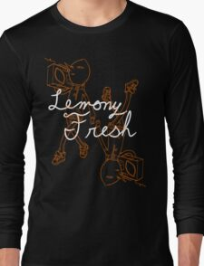 Lemony Fresh Long Sleeve T-Shirt