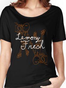 Lemony Fresh Women's Relaxed Fit T-Shirt