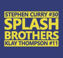SPLASH BROTHERS (#11 and #30) by 23jd45