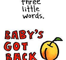Three Little Words by El Rey
