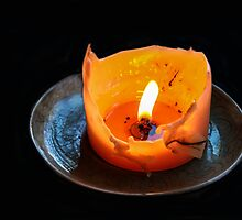 Candle, Candle Burning Bright... by Heather Friedman