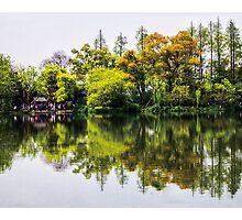 Mirror Lake by PHILIP H.P. WONG