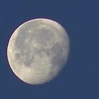 Sunday Morning Moon 8 by dge357