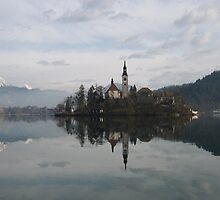 Bled the Beautiful by jkresina