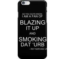 """Rayze"" It Up & Smoke Dat 'Urb iPhone Case/Skin"