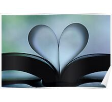 book of hearts Poster