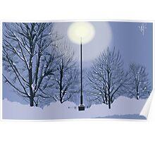 Frozen Sun Poster