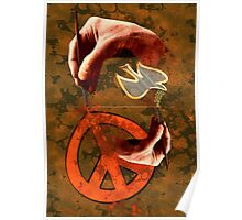 peace 4 all Poster