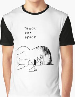 Drool For Peace Graphic T-Shirt