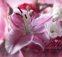 Valentine in Pink by Amar-Images
