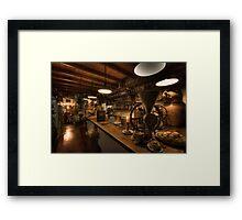 Casa Martell Framed Print