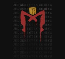 Judgement is coming by Laubi