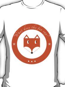 The secret of the fox T-Shirt