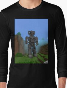 Doctor Who Cyber Long Sleeve T-Shirt
