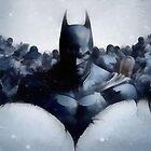 Batman  by ayrean