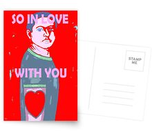 SO IN LOVE WITH YOU Postcards
