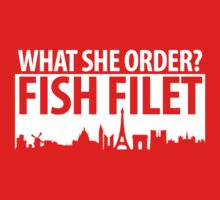 Fish Filet by Maxmanax