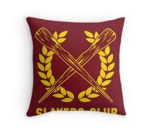Sunnydale Slayers Club Throw Pillow