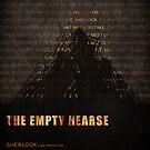 The Empty Hearse fan poster by koroa
