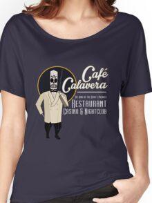 Cafe Calavera Women's Relaxed Fit T-Shirt