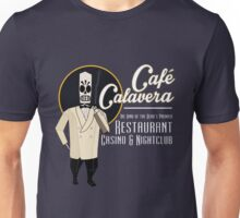 Cafe Calavera Unisex T-Shirt