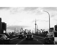 Toronto Cityscape Photographic Print