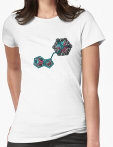 Meta DMT v6 Womens Fitted T-Shirt