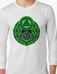 GeoCoin Color V1 Long Sleeve T-Shirt