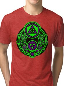 GeoCoin Color V1 Tri-blend T-Shirt