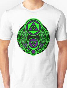 GeoCoin Color V1 Unisex T-Shirt