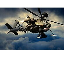 Apache - Winchester Photographic Print