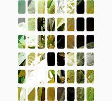 Pale Yellow Poinsettia 1 Art Rectangles 1 Unisex T-Shirt