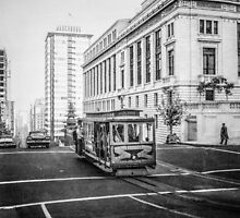 Vintage Streetcar Trolley 2014 by YoPedro