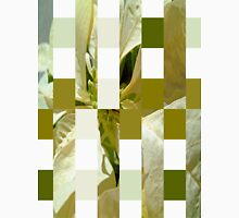 Pale Yellow Poinsettia 1 Art Rectangles 15 Unisex T-Shirt