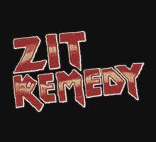 Zit Remedy / Tour Shirt 3 by zitremedy