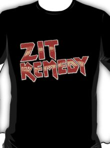 Zit Remedy / Tour Shirt 3 T-Shirt
